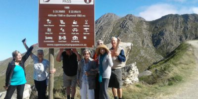 The Top - Swartberg Pass