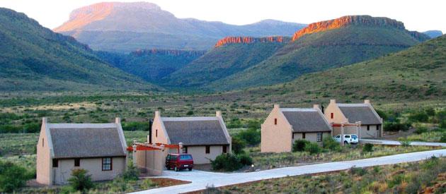 Karoo NP chalets