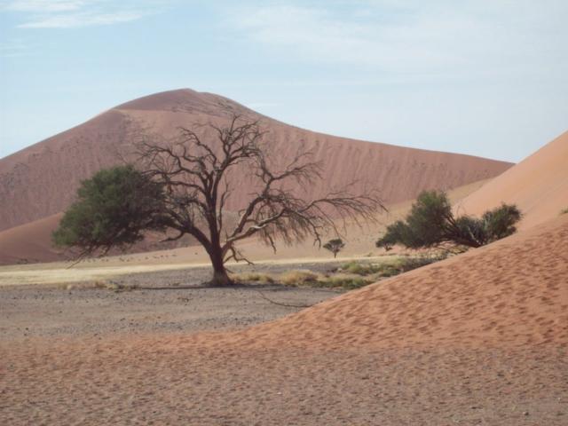 Sossusvlei - Namibia