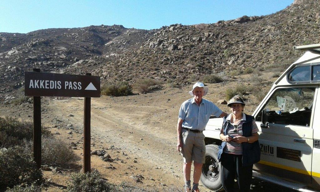 Akkedis Pass - Richtersveld