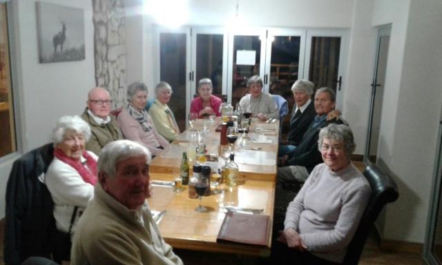 Kalahari tour group