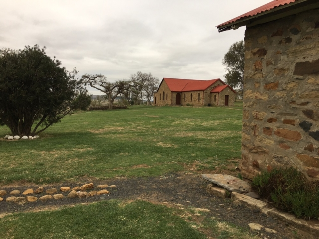 Rorke's Drift Church