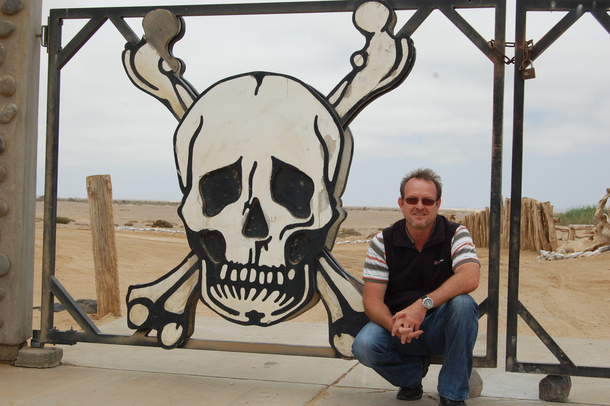Skeleton Coast Gate
