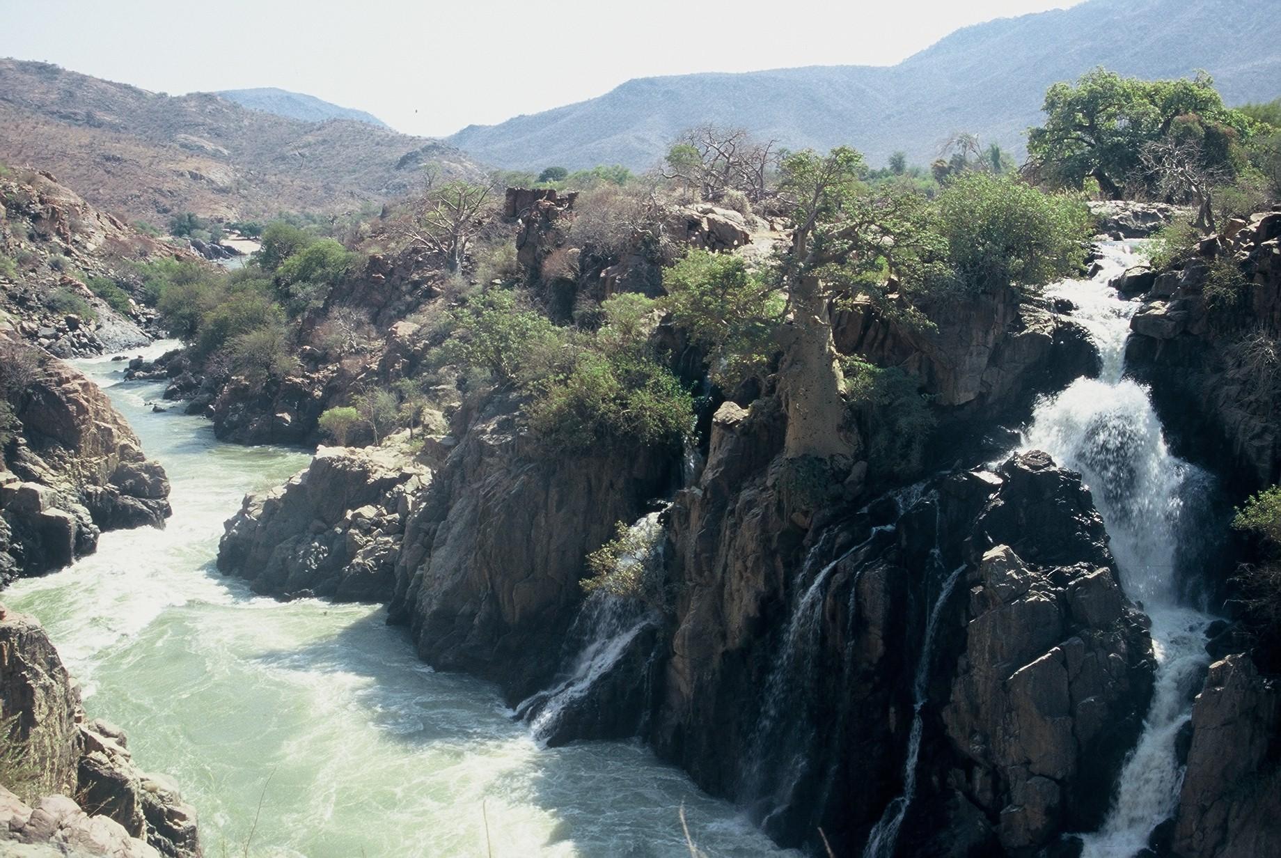 Epupa Falls - Northern Namibia
