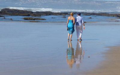 Stroll on the beach - Mossel Bay