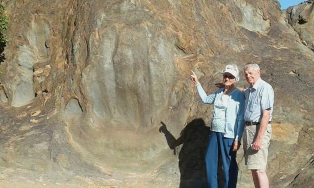 Richtersveld Rock Formation - Hand of God
