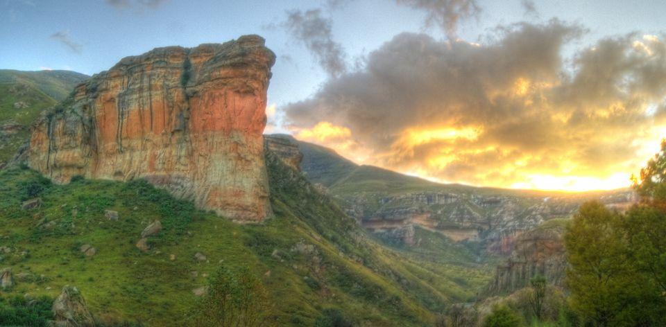 Golden Gate - Clarens