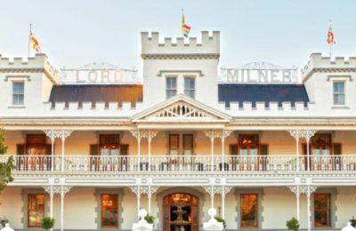 Lord Milner - Matjiesfontein