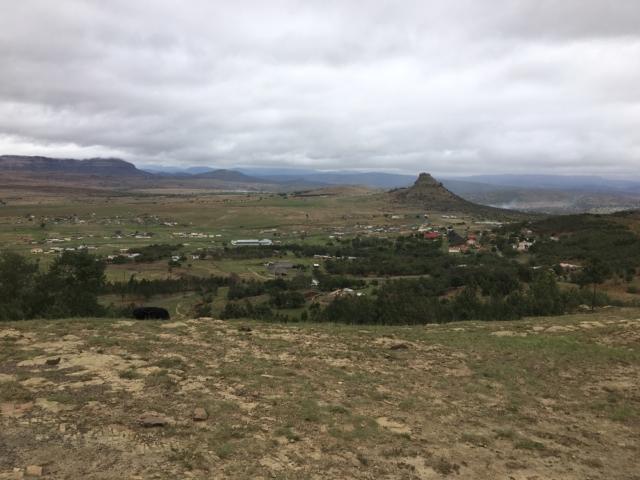 Overview of Isandlwana