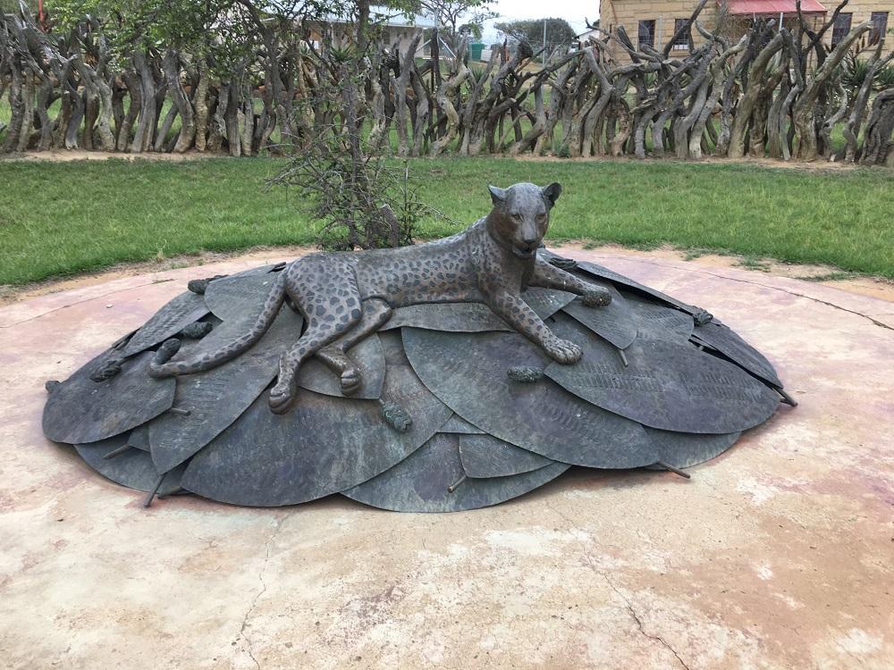 Rorke's Drift Zulu memorial